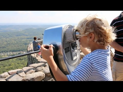 Kids Travel Show | Chattanooga Tennessee Things to Do Travel with Kids