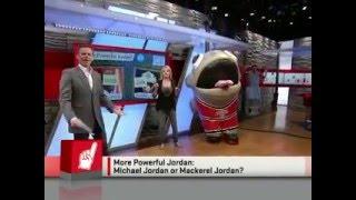 Mackerel Jordan on ESPN SportsNation