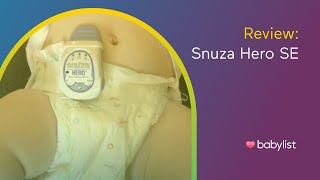 Snuza Hero SE Review - Babylist