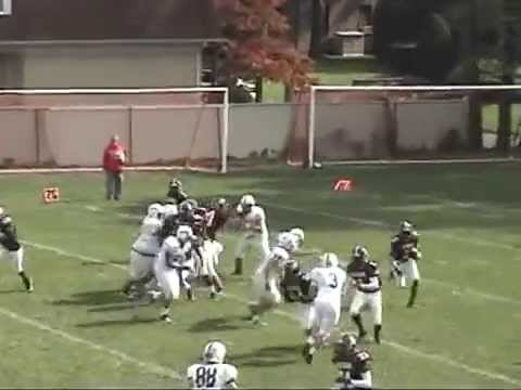 Jordan Taylor Football Highlight 2010