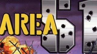 Classic Game Room - AREA 51 review for Sega Saturn