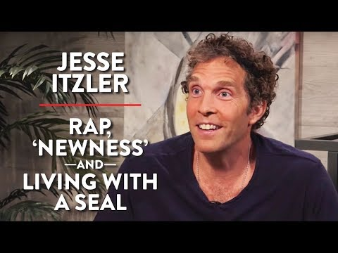 Jesse Itzler on Rap, 'Newness,' and Living with a SEAL  (Pt. 1) Mp3