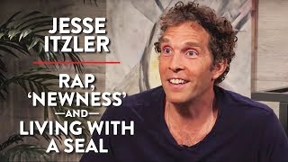 Jesse Itzler on Rap, 'Newness,' and Living with a SEAL  (Pt. 1)