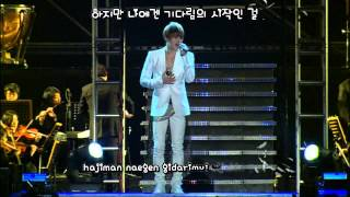 Kim Jaejoong 김재중 - To You Its Goodbye  Eng + Rom + Hangul + Karaoke Sub
