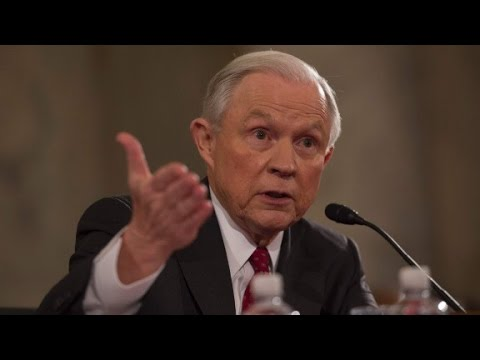 Al Franken: Jeff Sessions not the right choice for A.G.