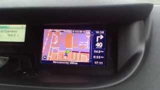 Русификация приборной панели, установка карт России, POI и медиаплеер для Renault Scenic III(, 2014-02-17T10:35:19.000Z)