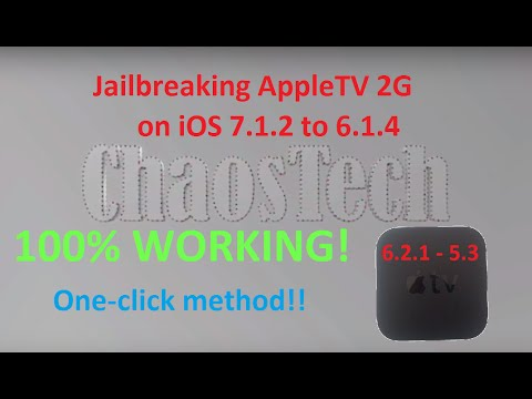 How to jailbreak apple tv 2 6.2 1 windows download