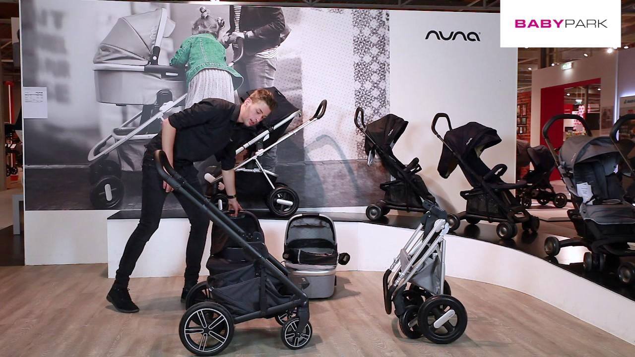 Nuna Ivvi Savi Vs Nuna Mixx Kinderwagen Vergelijking Youtube