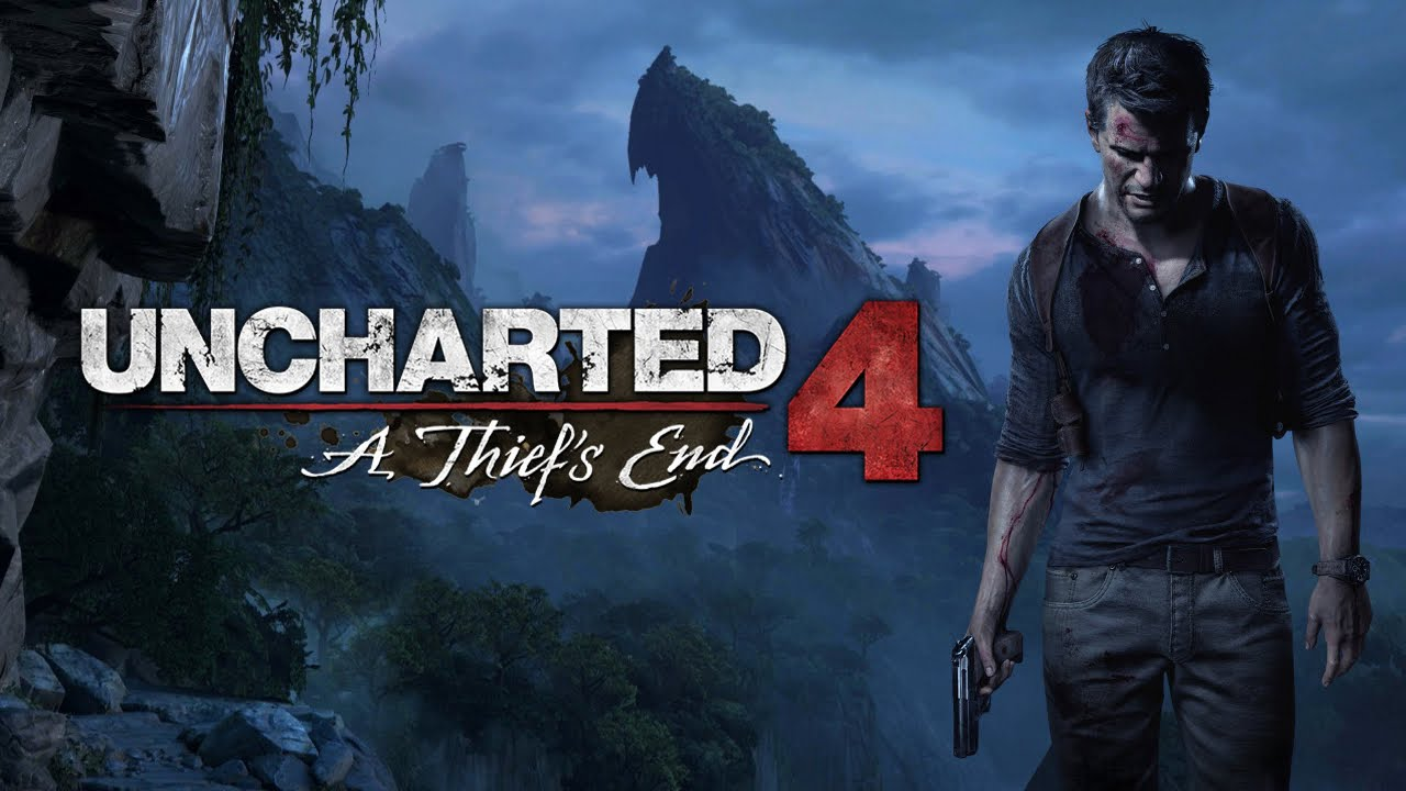 Uncharted 4 A Thief S End Soundtrack 01 Wallpapers Youtube