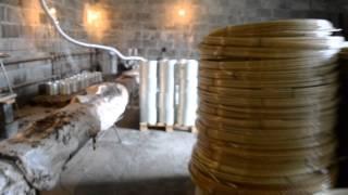Оборудование для производства стеклопластиковой арматуры(Оборудование для производства стеклопластиковой арматуры. Характеристики линии: Длина 16м. Ширина 1м. Напря..., 2014-12-19T14:17:00.000Z)