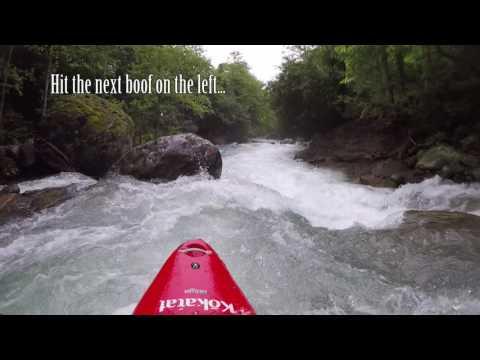 World Kayak River Guide - Bzhuzha (Middle)