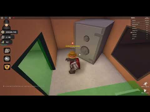 Roblox Thief Life Simulator Robbing The Jewelry Store By Golden