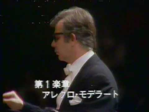 "Schubert Symphony No. 8 ""Unfinished"" - I. Allegro moderato, Christoph von Dohnányi"