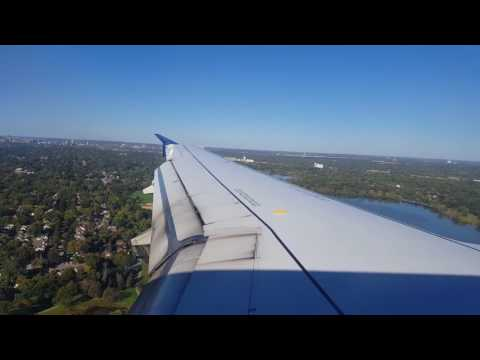 DL1518, Landing at Minneapolis-Saint Paul from NYC