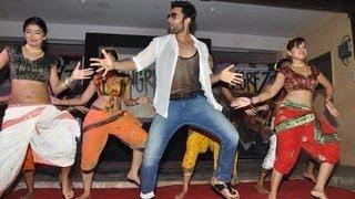 Jackky Bhagnani LAUNCHES desi Gangnam STYLE
