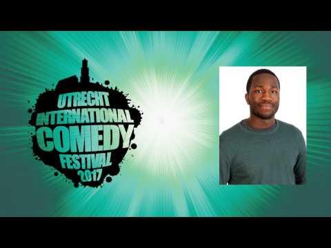 Kwame Asante | Utrecht International Comedy Festival 2017