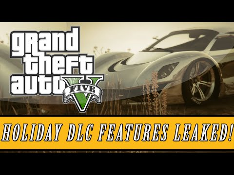 GTA 5: Online | Holiday DLC Update & Heists DLC Features! Heist Missions, Special Apartments & More!