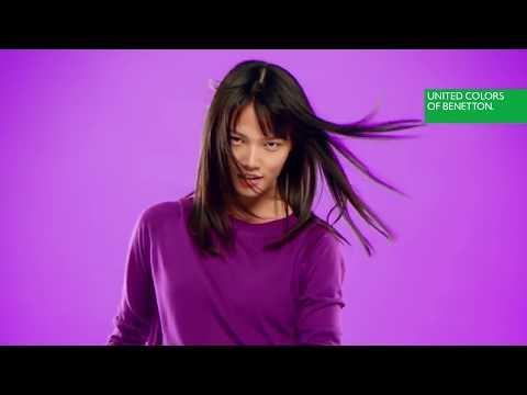 COLORS De BENETTON -  Purple