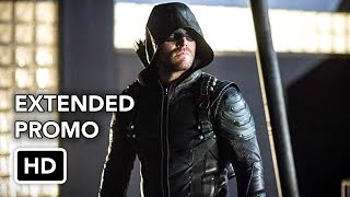 "Arrow 5x03 Extended Promo ""A Matter of Trust"" (HD)"