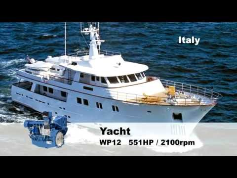 Weichai: A full-range supplier of Marine Engines