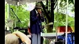 Frank Frost - Chicago Blues Festival (1997) Part 4