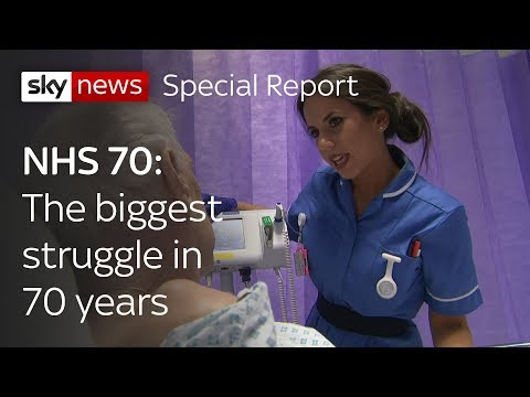 NHS 70: The toughest challenges yet