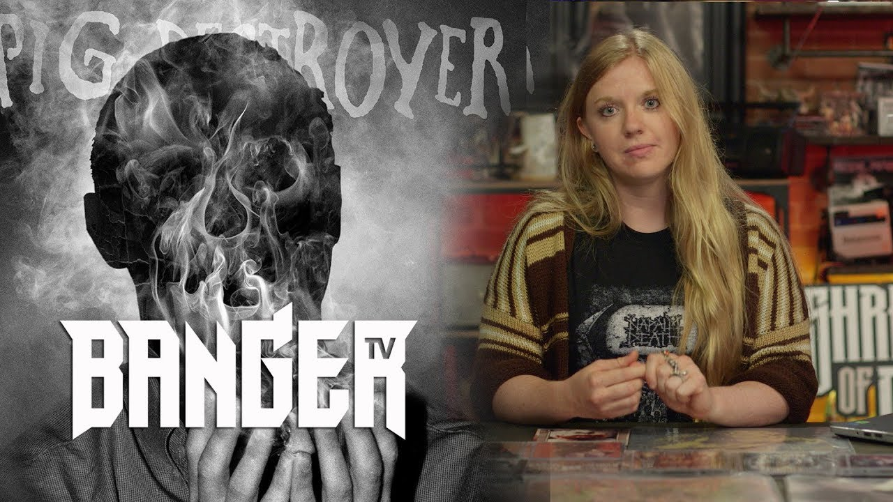 PIG DESTROYER Head Cage Album Review episode thumbnail