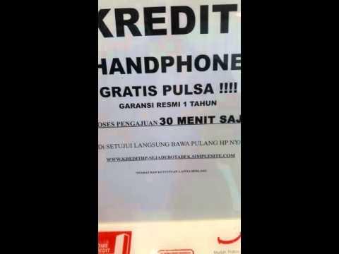 Kredit Handphone