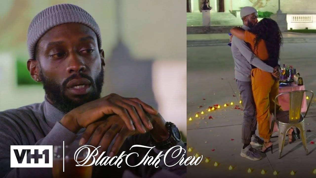 10 Most Memorable Black Ink Crew Proposals ? VH1 Ranked