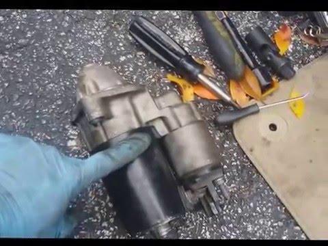 Audi A4 B7 Fwd Starter DIY (FSI)