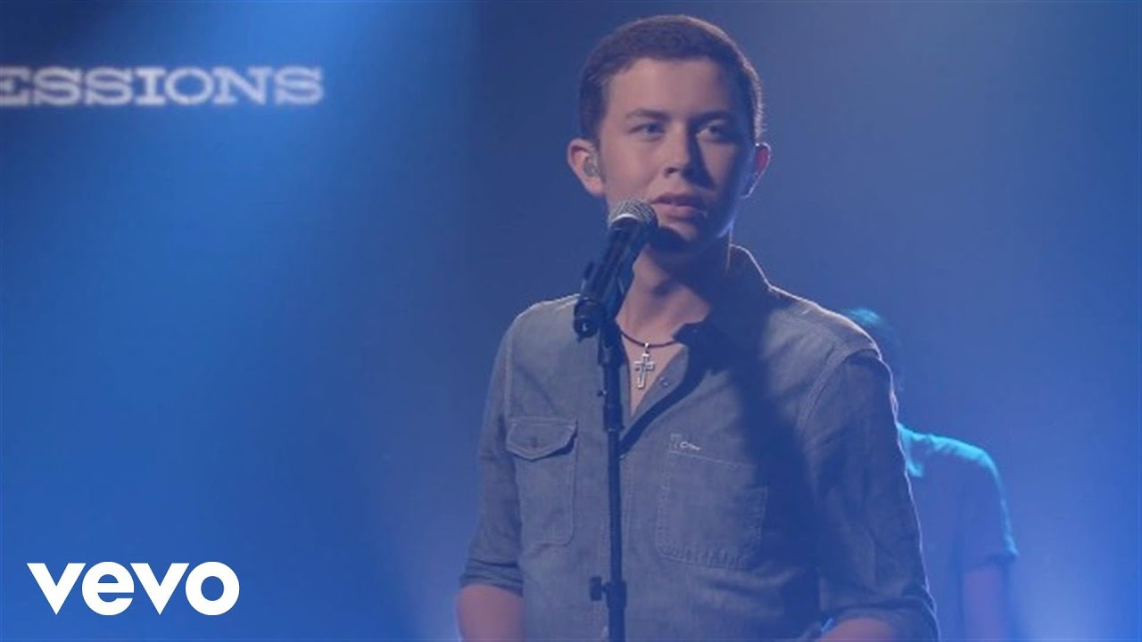Scotty McCreery - Clear as Day (AOL Sessions)