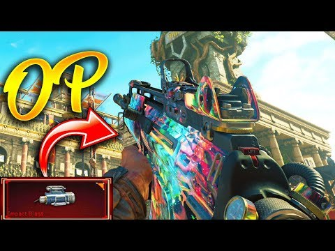 This BO4 Zombies Operator Mod is OP! (S6 Stingray Black Ops 4 Zombies)