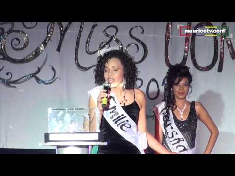 The Miss University of Mauritius 2013 ( Part 3 of 3 )