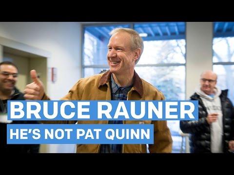 Bruce Rauner: He