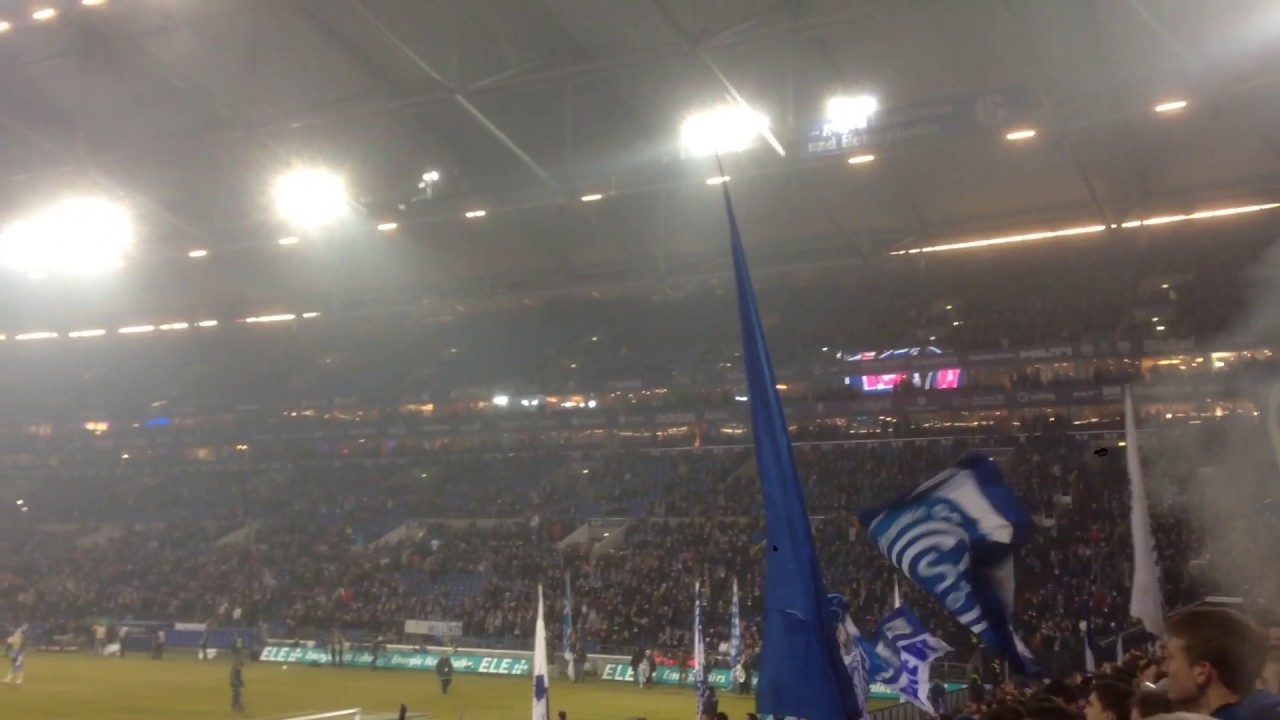 Schalke Gegen Hertha 2017