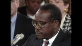 Clarence Thomas Nomination Hearing