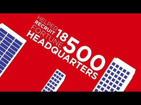 Dallas Regional Chamber (DRC): You Belong Here | Motion Graphics Film