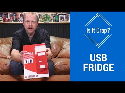 Desktop Fridge USB Cooler - Is It Crap?