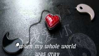 YOU TOOK MY HEART AWAY - (Lyrics)