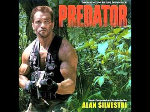 Predator Soundtrack - Long Tall Sally performed by Little Richard
