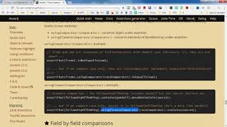Тестирование JPA сервиса через AssertJ (Topjava. Урок 3, видео 9)