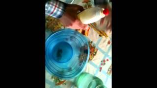 DIY : Как сделать мыльные пузыри ?