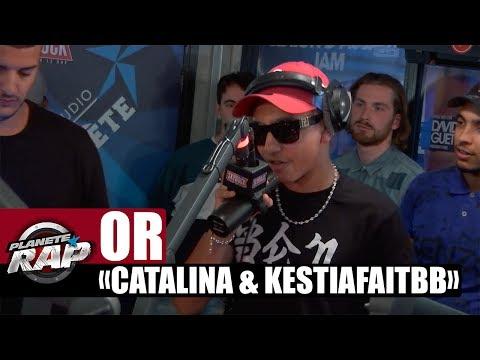 "[EXCLU] OR ""Catalina & #KestiaFaitBB"" #PlanèteRap"