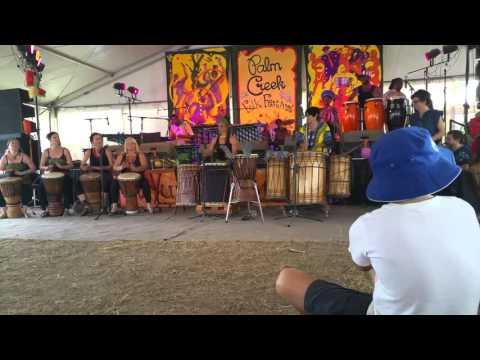Debs Moribayassa dunun solo Drumbumba & Spirit of Africa Townsville