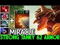 MIRACLE [Riki] New Favourite Carry In Ranked Game 7.25 Dota 2