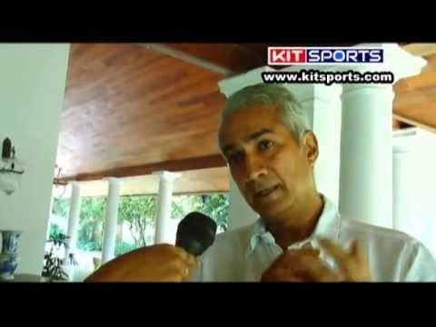 Interview With Sidath Wettimuny