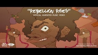 Rebellion Rises - Ziggy Marley (official animated music video)