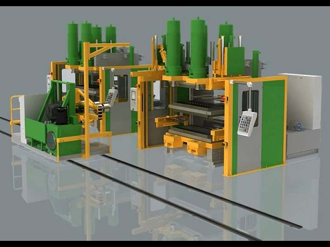 Rubber Track Production Line