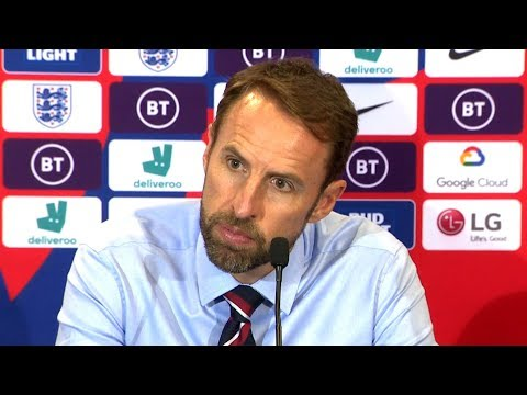 England 5-3 Kosovo - Gareth Southgate Full Post Match Press Conference - Euro 2020 Qualifiers