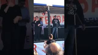 Rede Ulrich Schneider auf der Unteilbar-Demonstration